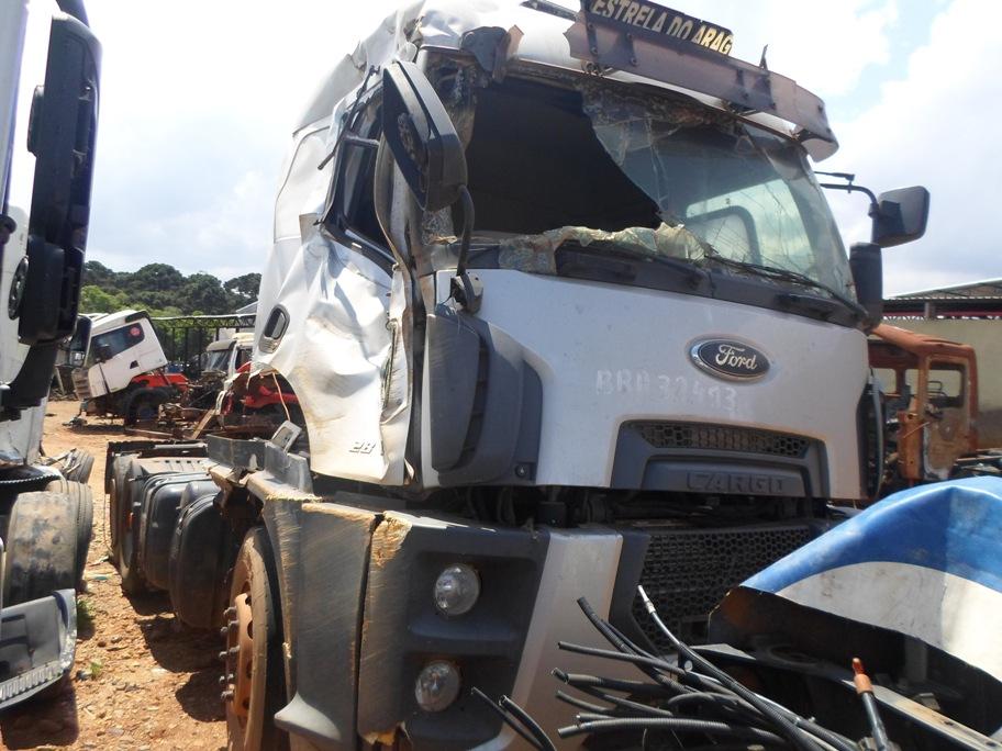 Ford Cargo 2842 Em Pecas Br Truck Pecas E Acessorios Para